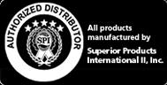 Superior Product International authorised dealer