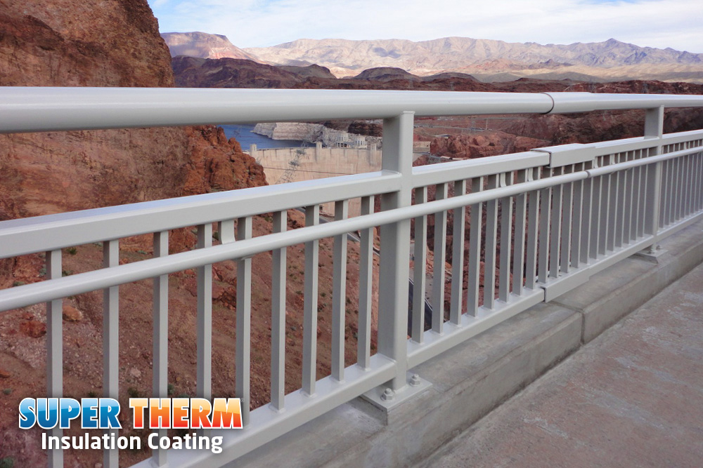 Super Therm used on Hoover Dam